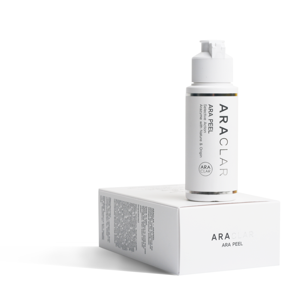 AraPeel Rejuvenating Peel For Sensitive Skin From Korea