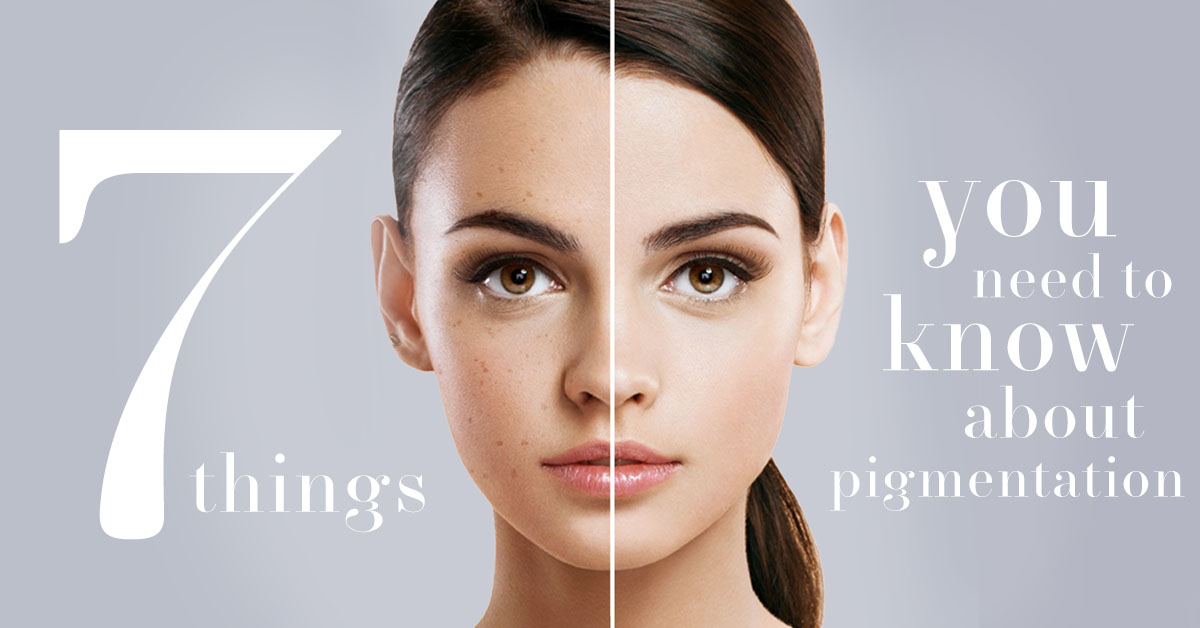 Skin Pigmentation: 7 Things You Need To Know | Mizu Aesthetic Clinic