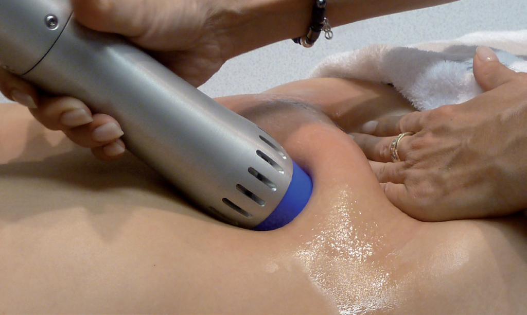 Z Wave Treatment on Body