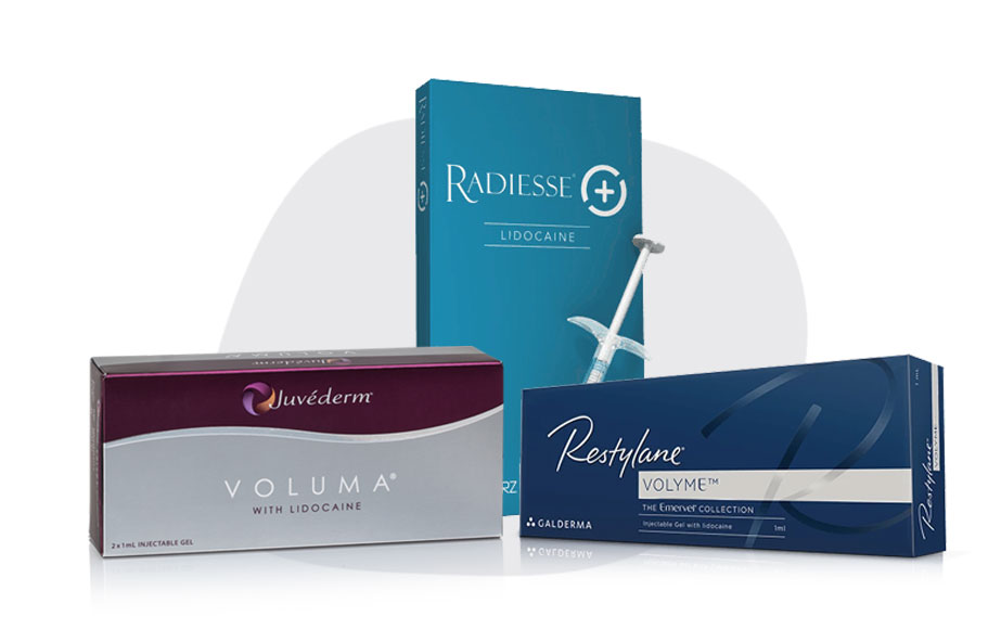 fillers suitable for temples